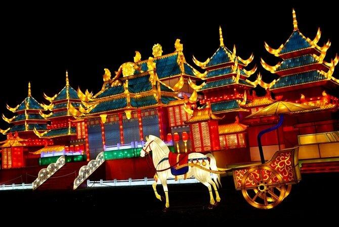 Китайский Новый год: история итрадиции