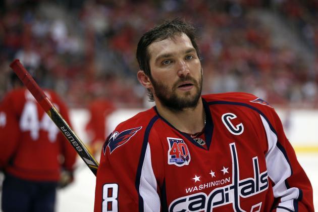 Хоккеисты Овечкин иКузнецов помогли «Вашингтону» одолеть «Каролину»