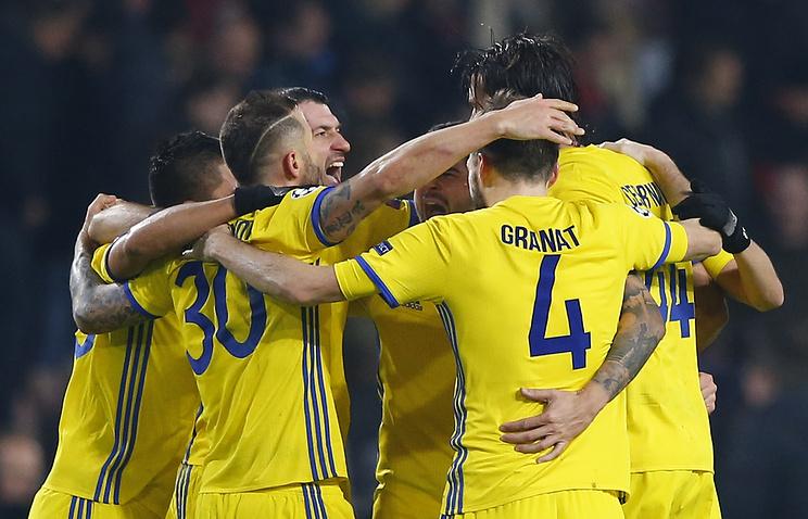 УЕФА открыл дисциплинарное дело вотношении «Ростова» поматчу со«Спартой»